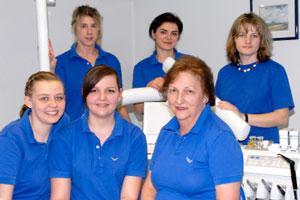 Dr. Astrid Wagner und Team